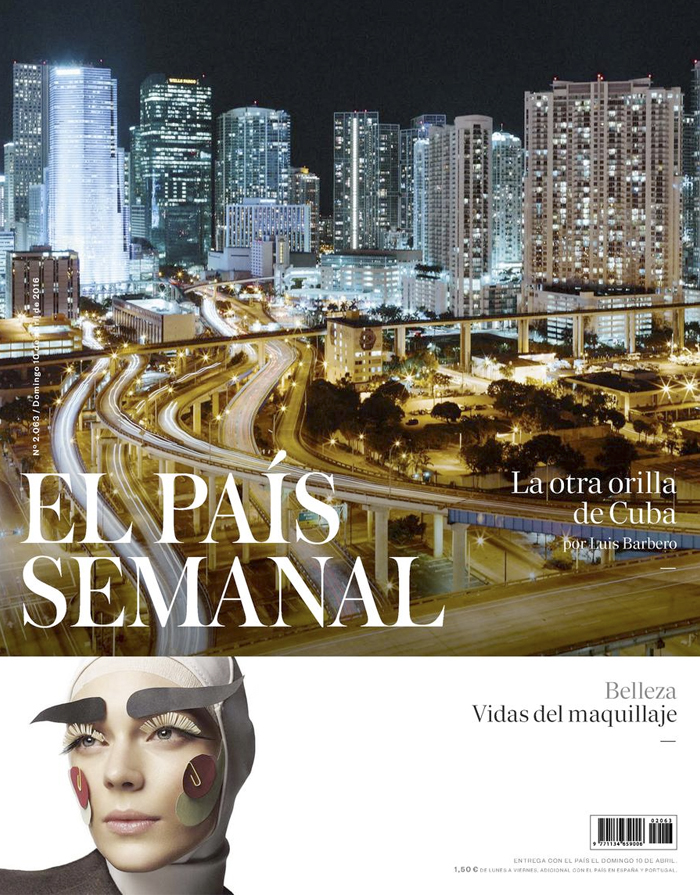 El Pais Abril 2016 Twelve Beauty