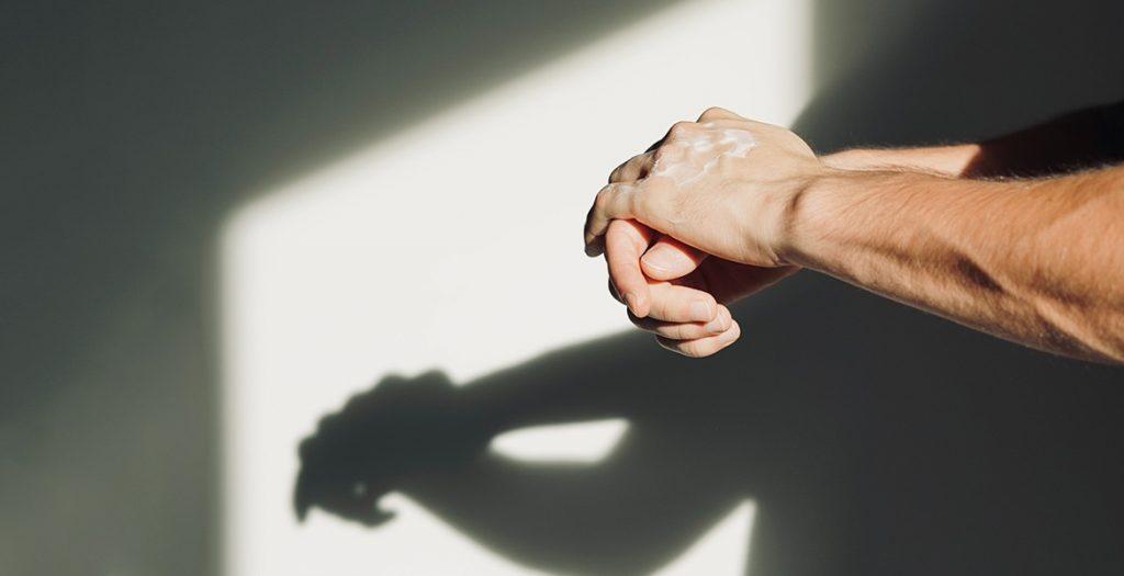 tratamiento de manos hand cream